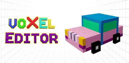 Voxel Editor 3D - Pixel Art Builder, Creator 2018 apk