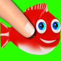 Tap the Fish - Pocket Aquarium Icon