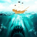Amazing Shark Hunting : Shark Games Icon