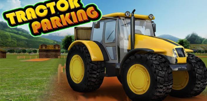Tractor parking 3D farm driver apk
