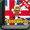 Learn English - 6000 Words - FunEasyLearn Icon