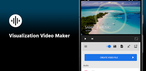 Visualization Video Maker apk