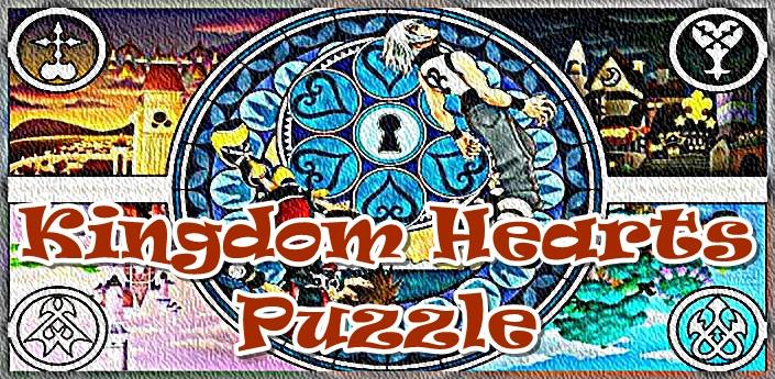 Kingdom Hearts Puzzle apk