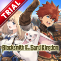 RPG Blacksmith of the Sand Kingdom - Trial Icon