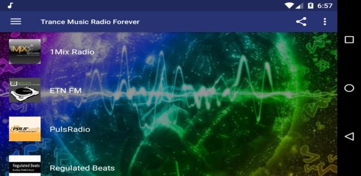Trance Music Radio Forever apk