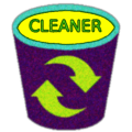 Cleaner - clear RAM and cache Icon