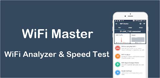 WiFi Router Master - WiFi Analyzer & Speed Test apk