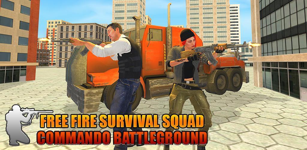 Free Firing Squad - Critical Strike Battle Arena apk