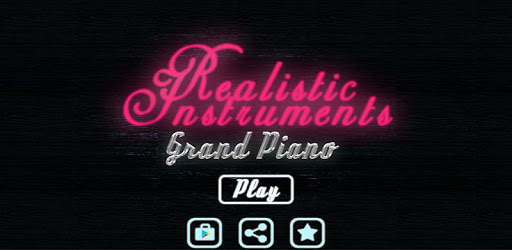 Grand Piano Studio HQ - Realism, Piano Online apk