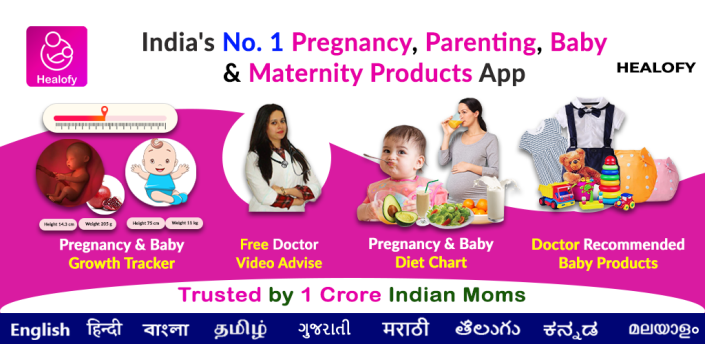 India's #1 Pregnancy,Parenting & Baby Products App apk