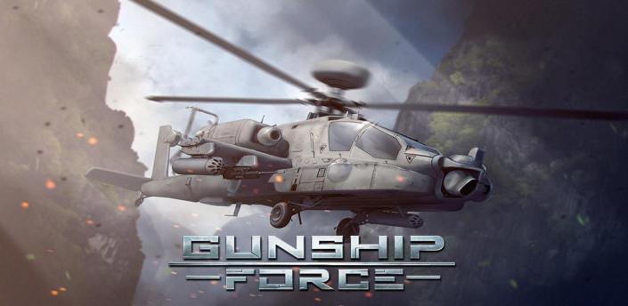 Gunship Force:Helicopter Games apk