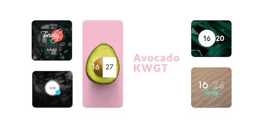 Avocado KWGT apk