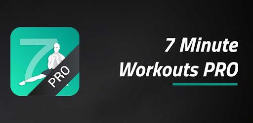 7 Minute Workouts PRO apk