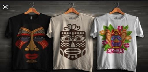 Distro T-Shirt Model apk