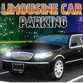 Limousine City Parking 3D Icon