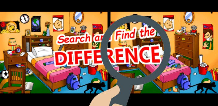 Search and Find the Difference apk