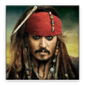 Pirates Of The Caribbean HD Wallpaper Icon