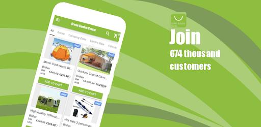 Greengardencenter Worldwide Free Shipping apk