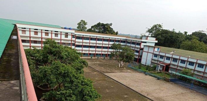 St. Joseph's High School Moranhat apk