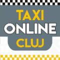 Online TAXI Cluj Icon