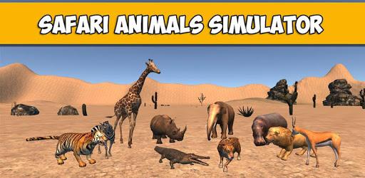 Safari Animals Simulator apk