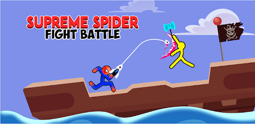 Supreme Spider Stickman Warriors - Stick Fight apk