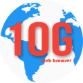10G Web Browser Icon