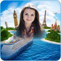 World Cities Photo Frames Icon