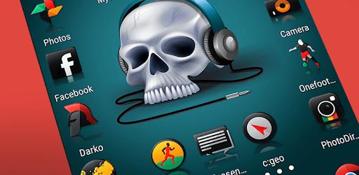 Darko 2 - Icon Pack apk