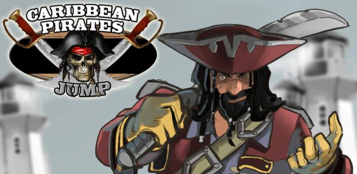 Caribbean Pirates Pogo Jump apk
