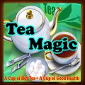 Tea Magic Icon