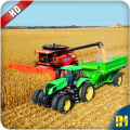 Real Tractor Farming Simulator 2018 Icon