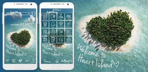 Heart Island Wallpaper apk