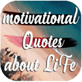 Motivational Quotes about Life: Quotes For Life Icon