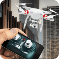 Simulator Quadcopter Camera Icon