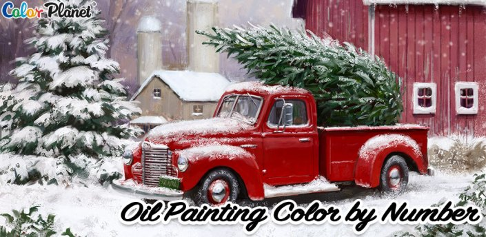 ColorPlanet® Oil Painting game apk