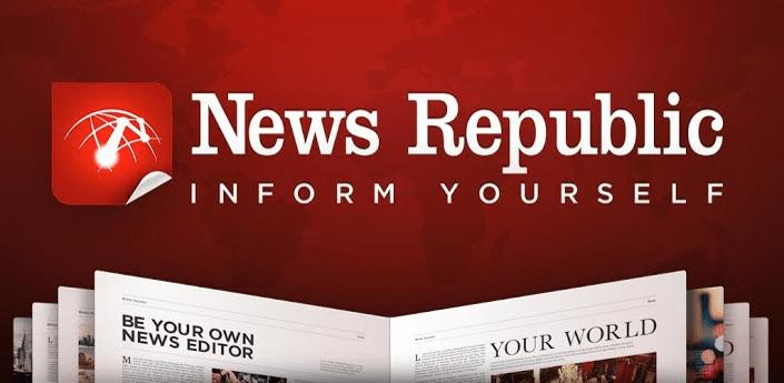 News Republic - Breaking and Trending News apk