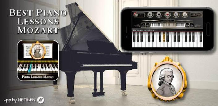Best Piano Lessons Mozart apk