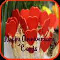 Happy Anniversary Cards Icon
