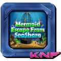 Mermaid Escape From SeaShore Icon