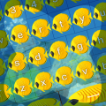 Aquarium Keyboards Icon