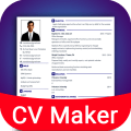 CV Maker Free Resume builder CV Templates 2020 Icon