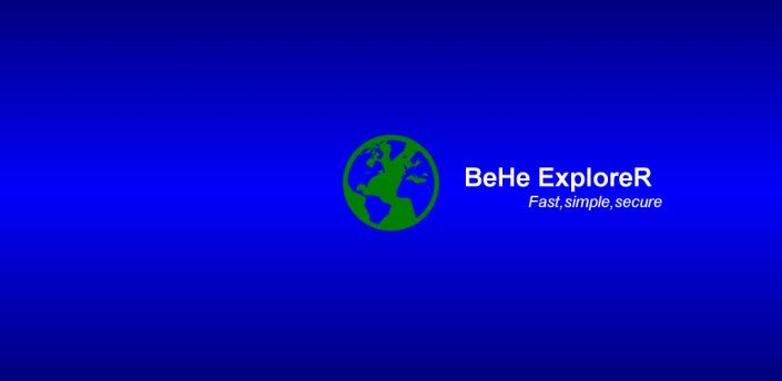 BeHe ExploreR apk