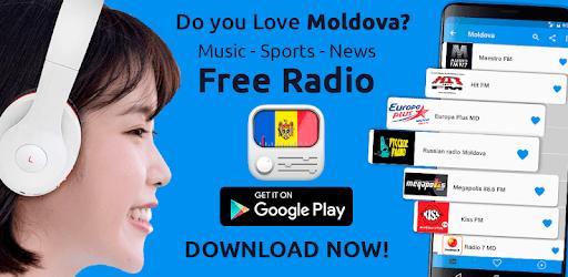 Radio Moldova Free Online - Fm stations apk