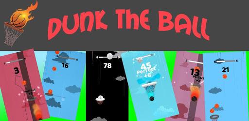 Dunk The Ball : Basketball Dunk Game apk