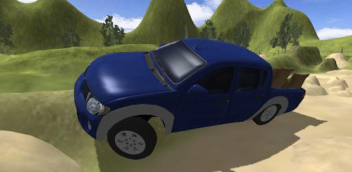 Cargo Transporter Pick-up 3D apk