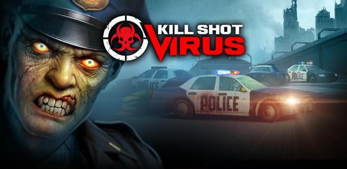 Kill Shot Virus: Zombie FPS Shooting Game apk