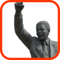 Nelson Mandela Day Greeting Cards and Quotes Icon