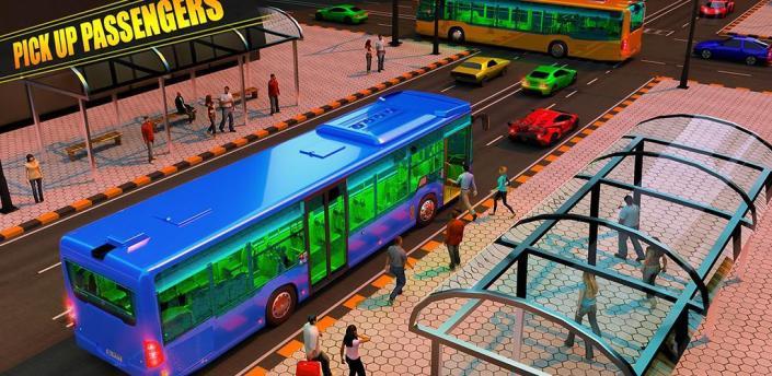 City Bus Simulator 2019 apk