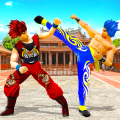 Kung Fu Fight Arena: Karate King Fighting Games Icon